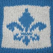 quebecfleurdelys square