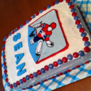 hockey cake square
