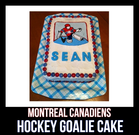 2014-01-11 hockey goalie cake title