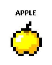 golden apple 3inby225in