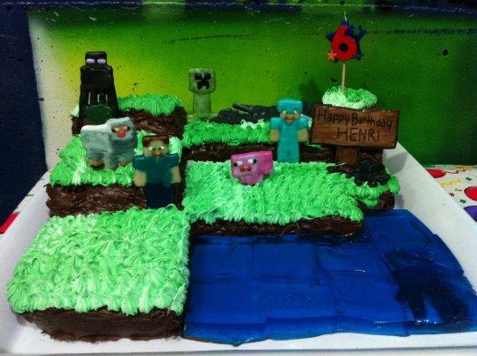 mc cake good