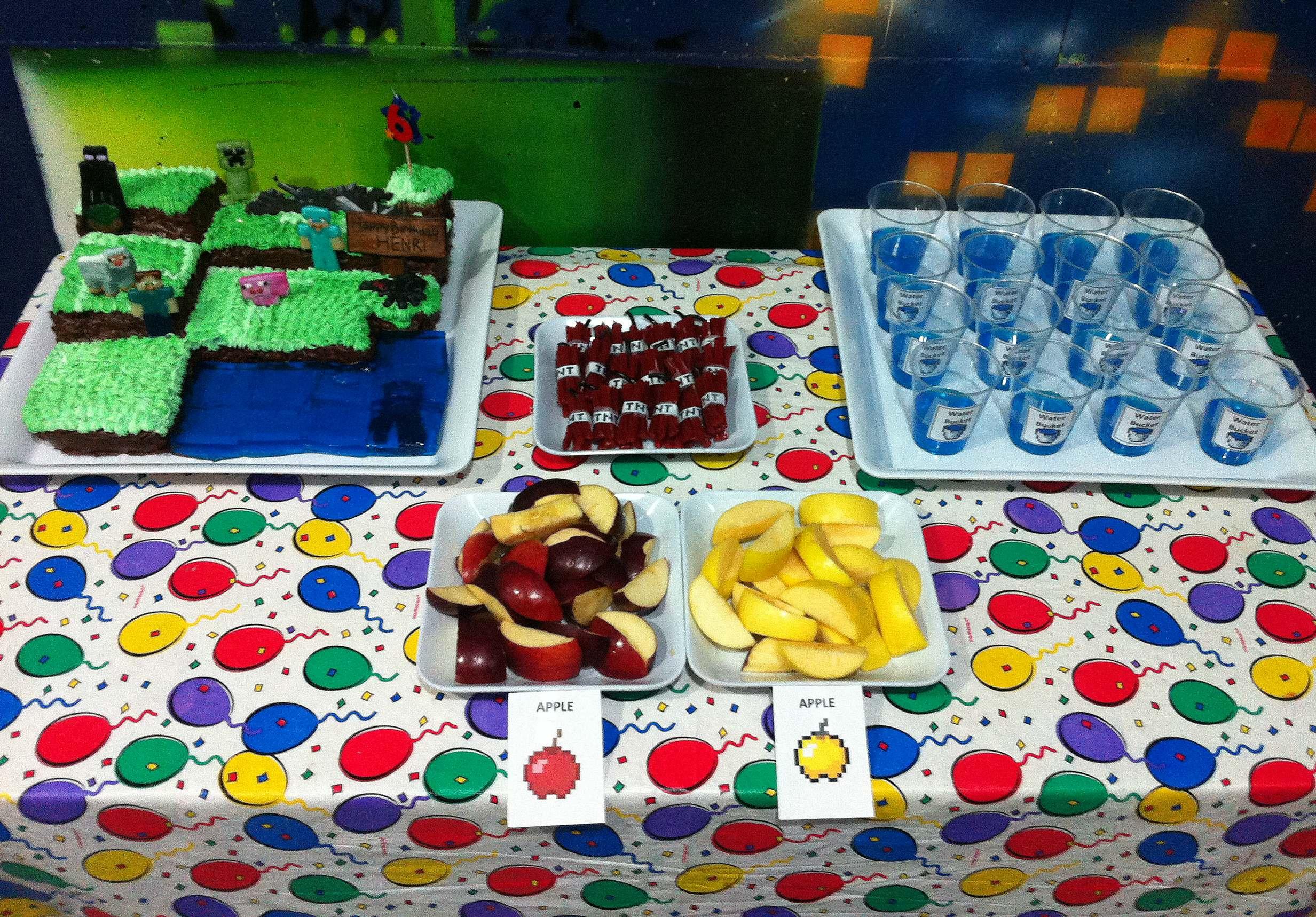 mc party dessert
