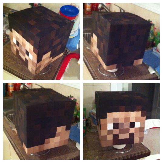 minecraft heads wip 05