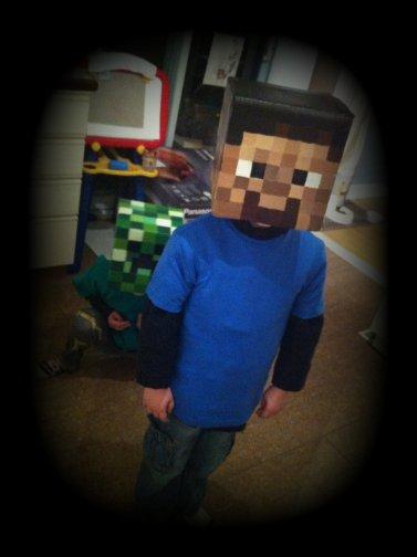 minecraft heads wip 10