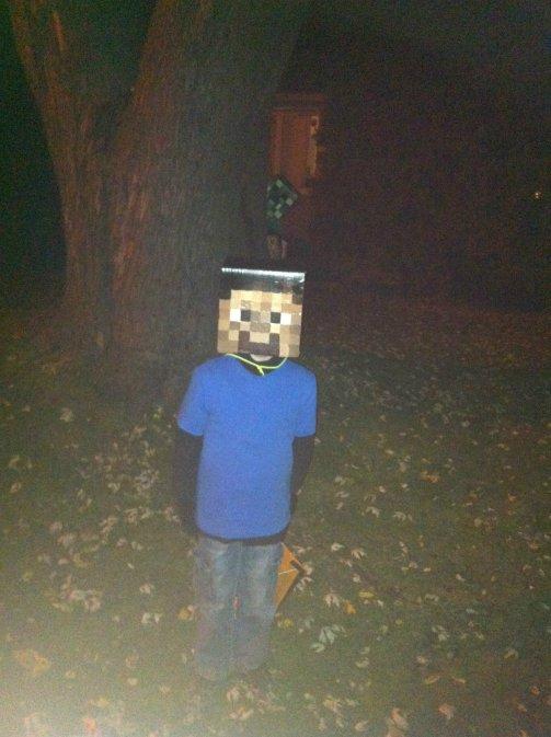 minecraft heads wip 11