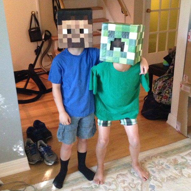 minecraft heads wip 12