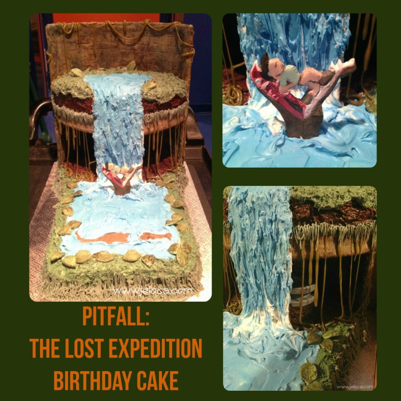 PITFALL CAKE COLLAGE SQUARE