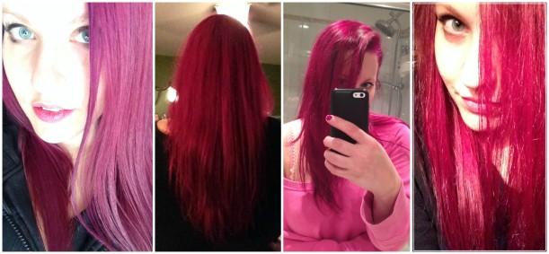 step 4 pink shades