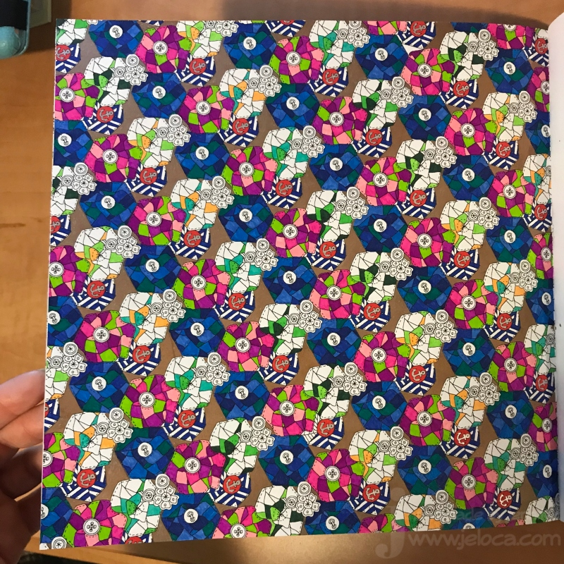wip time garden pattern page