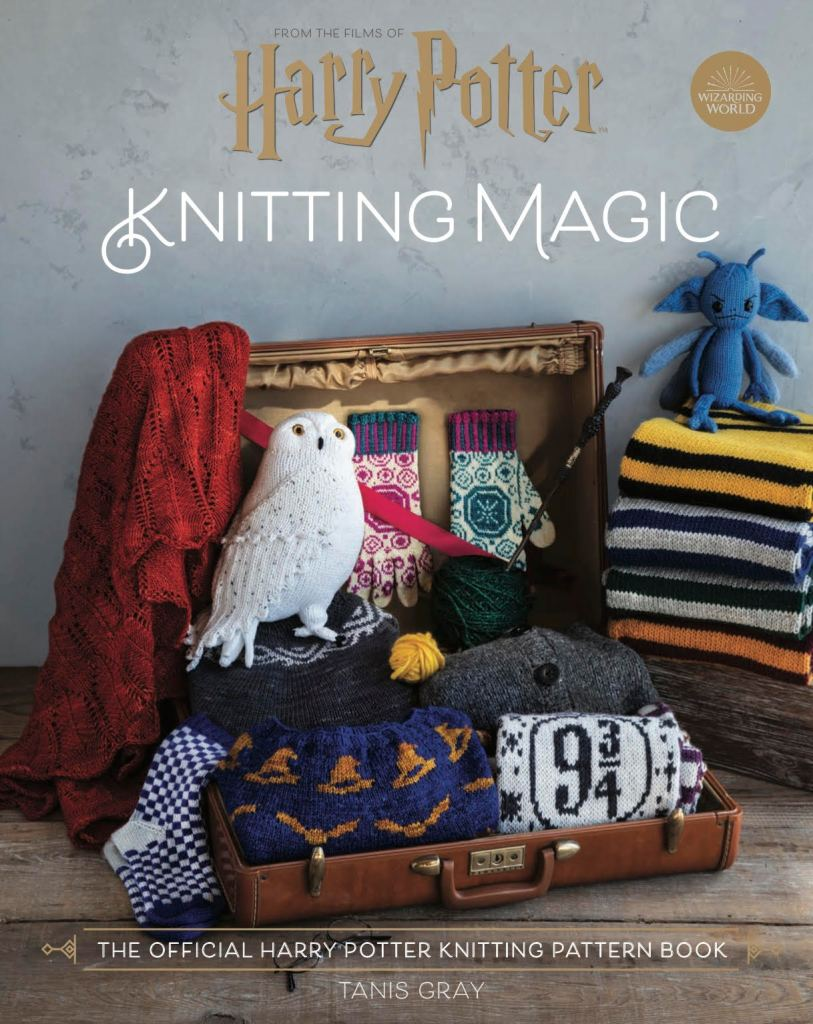 Harry Potter Knitting Magic cover